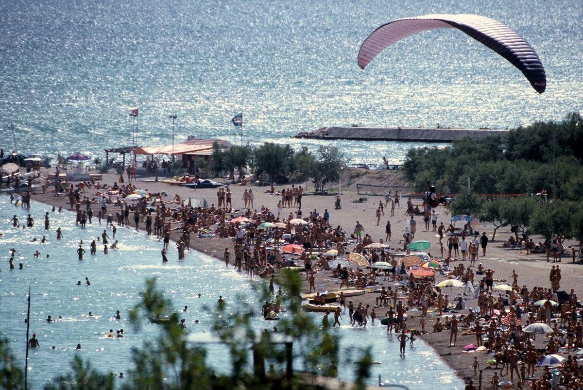 Paragliding in Omiš | Plavi Horizont