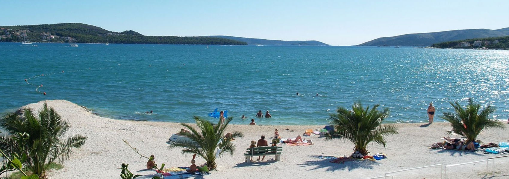 Beaches in Trogir area | Plavi Horizont