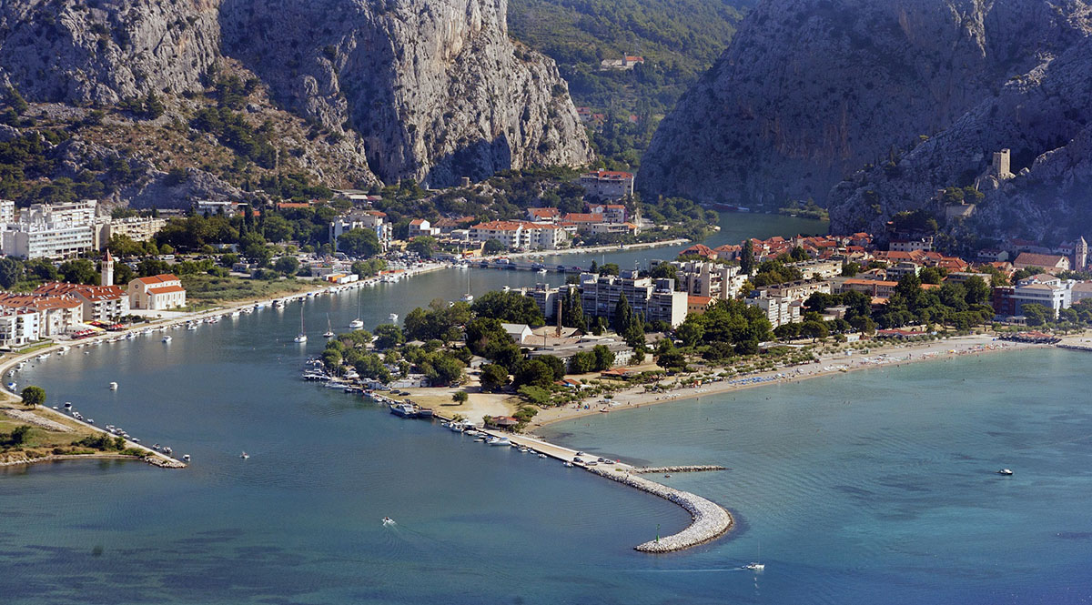 Beaches in Omiš Riviera | Plavi Horizont